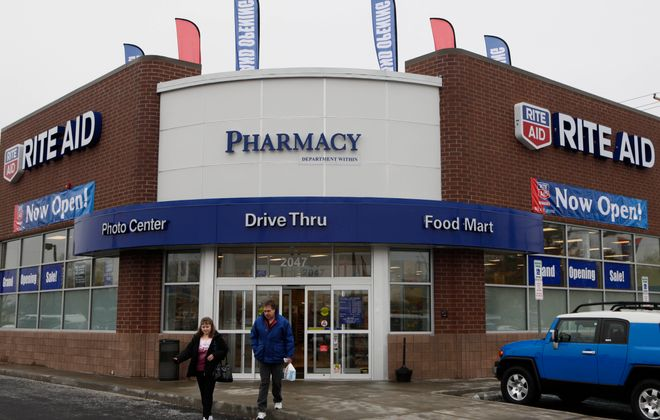 Drugstores and other retailers that house pharmacies will no longer be able to sell cigarettes and e-cigarette products in Erie County. (Derek Gee/News file photo)