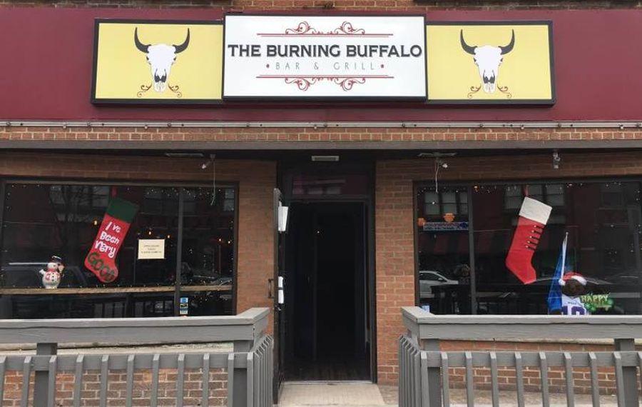 The Burning Buffalo Bar & Grill was last The Shadow Lounge.  (Photo: The Burning Buffalo)