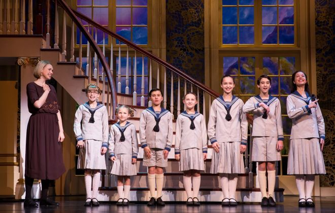 """A splendid touring production of """"The Sound of Music"""" is at Shea's Performing Arts Center."""