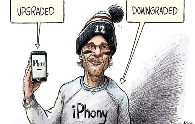Brady's bad call