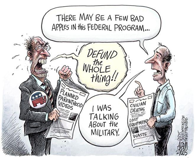 Planned politics