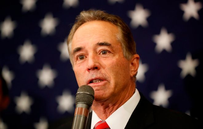 Clarence Republican Chris Collins successfully pushed an amendment to Republican health care proposal shifting Medicaid costs in New York from counties to the state government. (Harry Scull Jr./Buffalo News file photo)