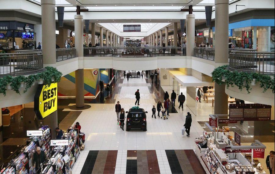 The Walden Galleria in Cheektowaga (Sharon Cantillon/Buffalo News file photo)