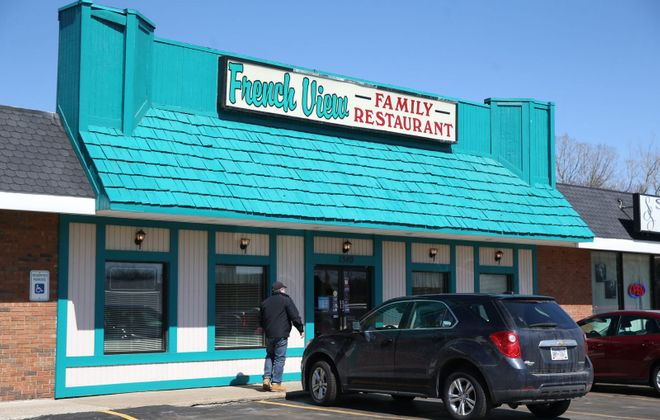 The French View Family Restaurant in Depew serves plenty of favorites to enjoy. (Sharon Cantillon/Buffalo News)