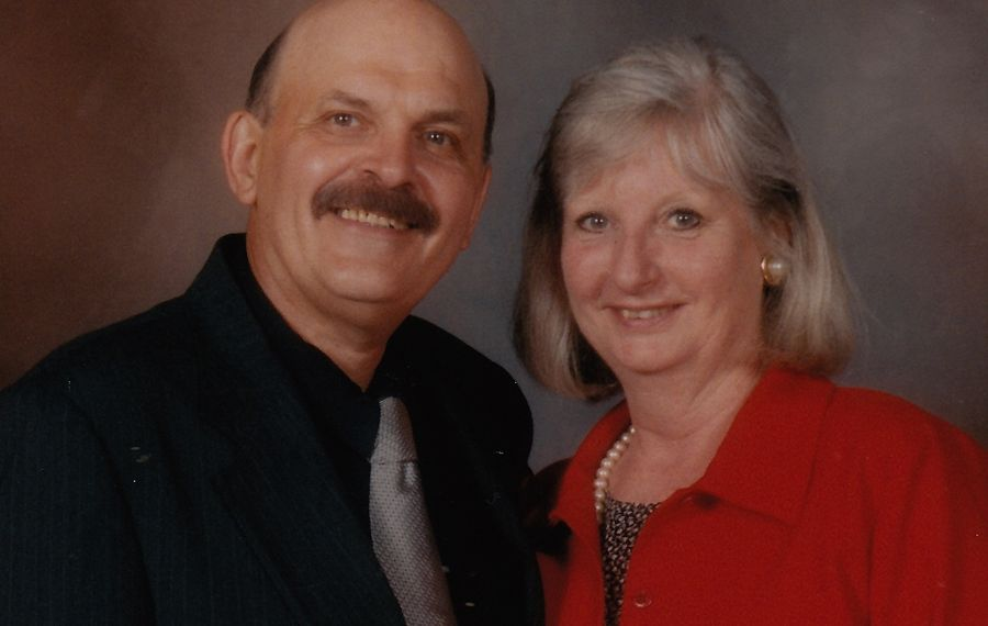David and Maria Serwacki celebrate 50th anniversary