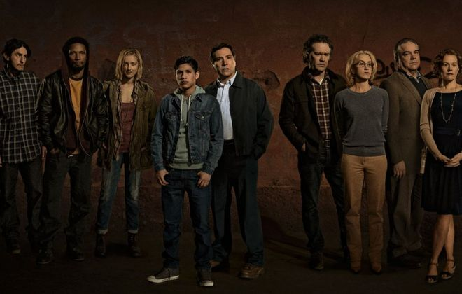 "Jeff Simon discusses ABC's ""American Crime."""