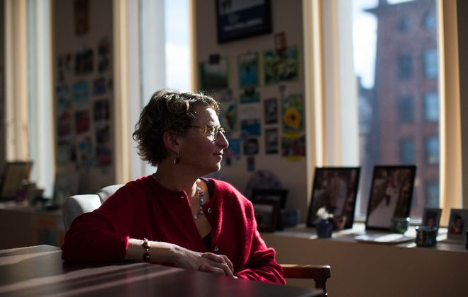 Education is important, including in the medical community, where some have misinterpreted CDC opioid prescribing recommendations, says Dr. Gale Burstein, Erie County Health Commissioner. (Derek Gee/News file photo)