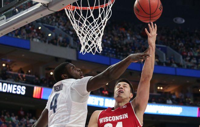 Insta-Graham: Bronson Koenig provides Wisconsin a great escape in comeback over No. 1 Villanova