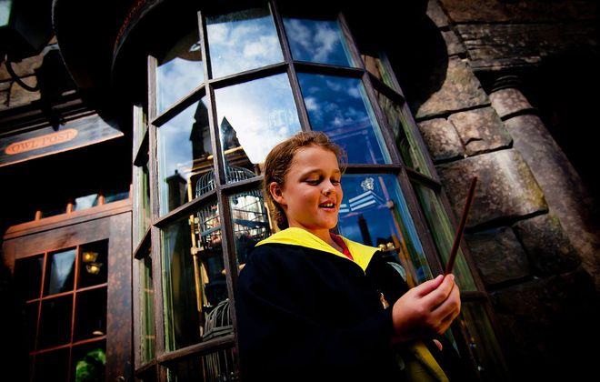 Two distinct Harry Potter worlds in each of Universal Orlando's separate theme parks are a huge draw for families visiting Orlando.