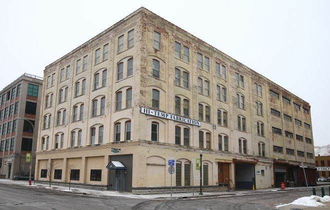 The public should be able to learn the sale price of property, such at this building at 79 Perry St. (John Hickey/Buffalo News)