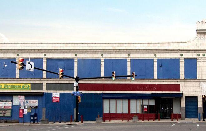 The exterior of Shea's Seneca Theatre today. (News file photo)