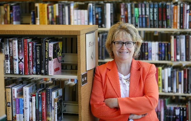 Buffalo & Erie County Public Library System Director Mary Jean Jakubowski. (Mark Mulville/News file photo)
