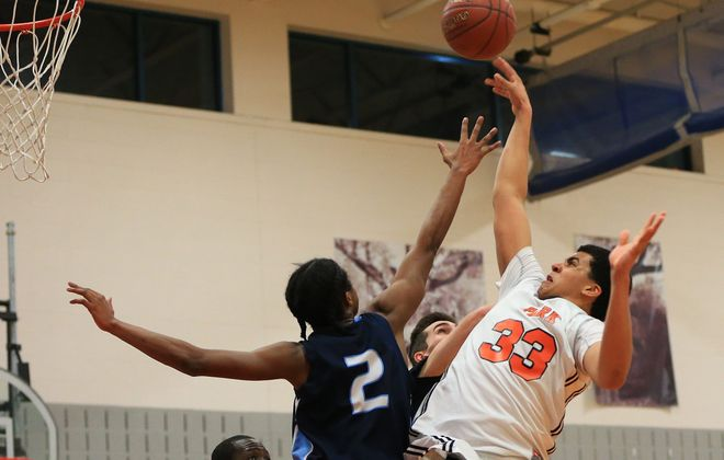 Jordan Nwora is a former Park standout and two-time All-Western New York pick (Harry Scull Jr./Buffalo News file photo)