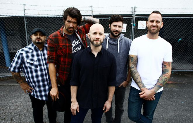 Taking Back Sunday will perform at Waiting Room's Summer Stage (Photo by Ryan Russell).