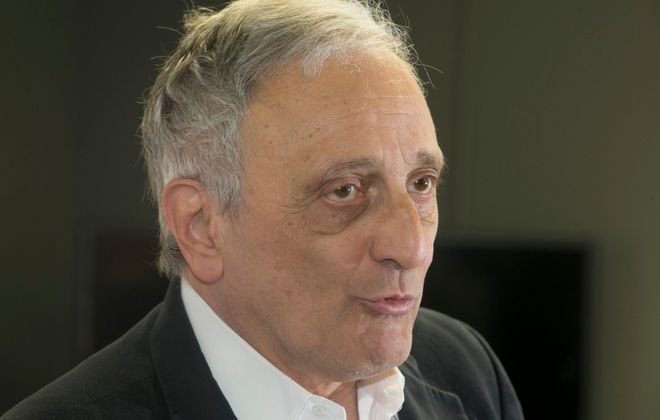 Carl Paladino filed a federal lawsuit Wednesday against the members of the Buffalo School Board. (John Hickey/Buffalo News file photo)