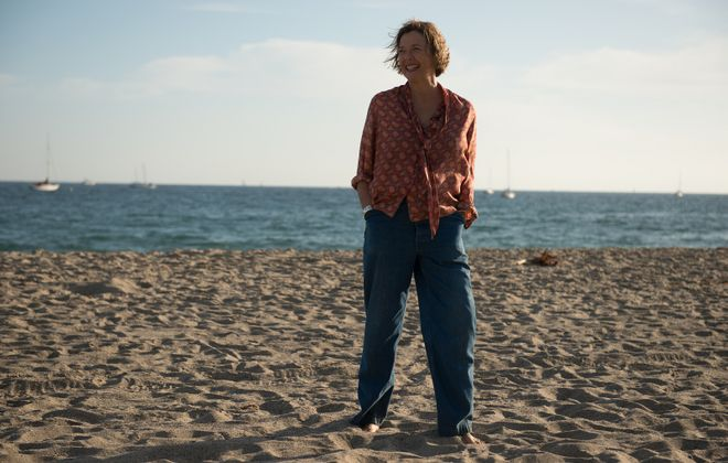 "Annette Bening plays a single mother raising a teen son in ""20th Century Women."""
