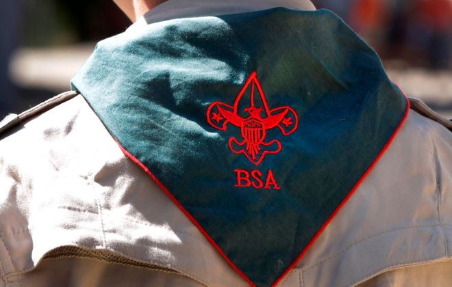 Boy Scouts of America. (Getty Images)