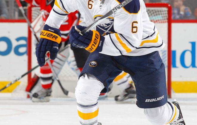Cody Franson has one goal and four points in the last four games. (Getty Images)
