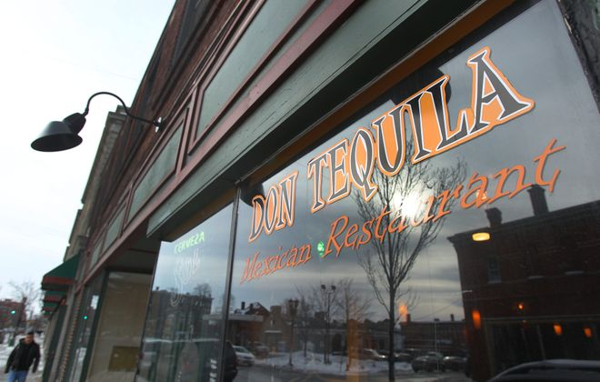 Don Tequila restaurant on Allen Street in Buffalo. (News file photo)