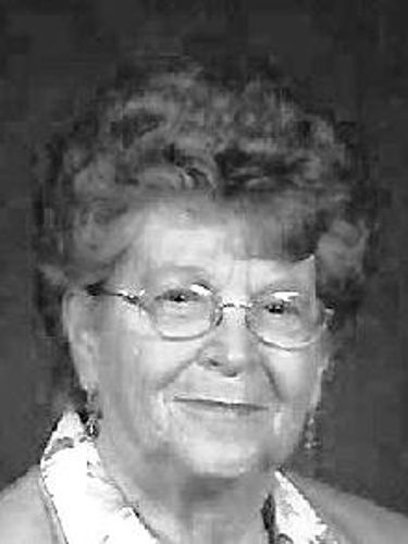 STAEBELL, Irene M. (Peterson)