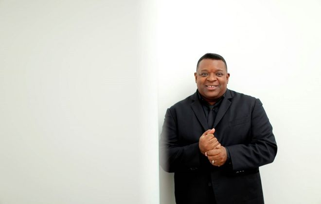 Artist and University at Buffalo visiting professor Isaac Julien will speak in the Albright-Knox Art Gallery at 6:30 p.m. Jan. 26.
