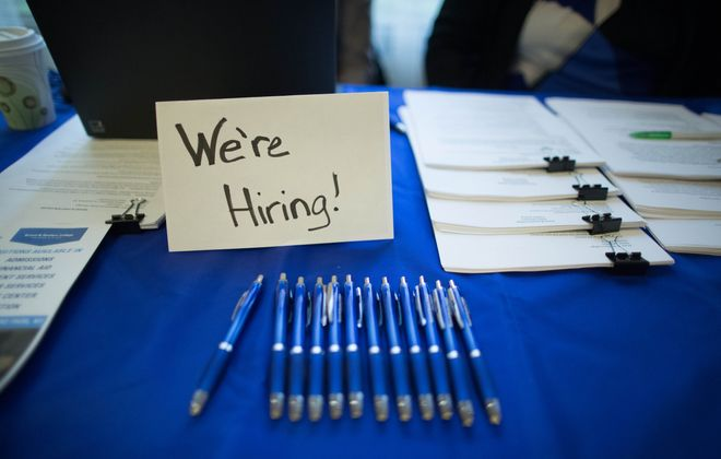 The Buffalo Niagara region's job growth remained robust in June. (Derek Gee/News file photo)