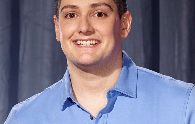 Comedian Joe Machi will be at Helium Comedy Club.