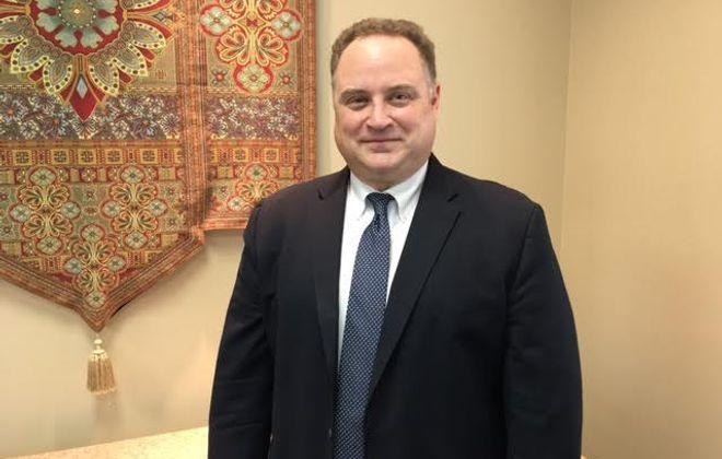 The Amherst IDA board named David Mingoia executive director on Friday.