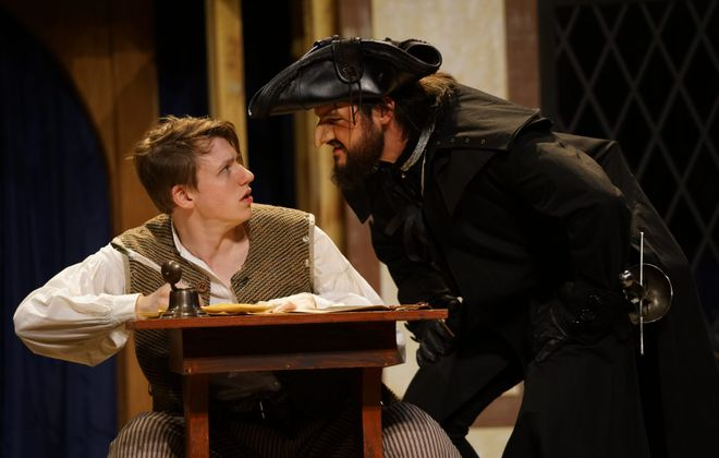 """The Theatre of Youth"""" presents """"The Shakespeare Stealer."""""""