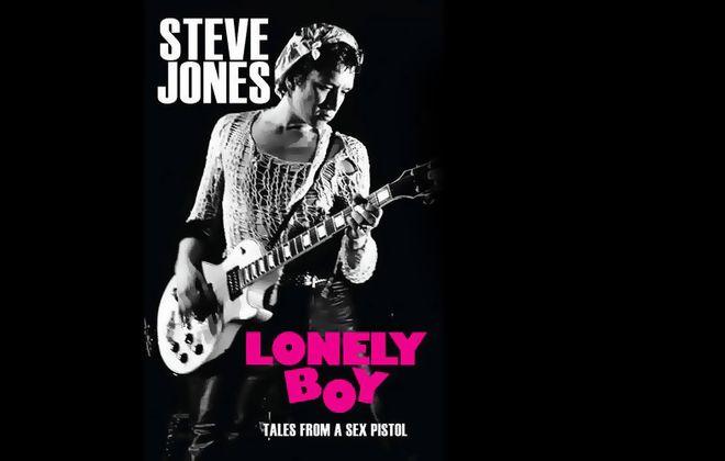"Steve Jones' ""Tales from a Sex Pistol"""