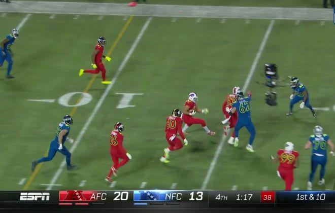 Video: Highlights of Pro Bowl co-MVP Lorenzo Alexander