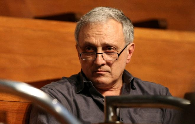 Carl Paladino's fate as a Buffalo School Board member now rests with the education commissioner after four petitions were filed seeking his removal. (James P. McCoy/Buffalo News file photo)