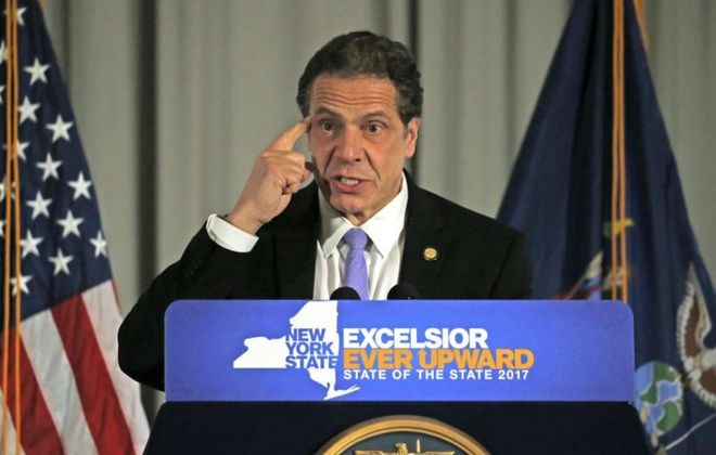 Cuomo proposals prove popular among New York State voters, poll finds