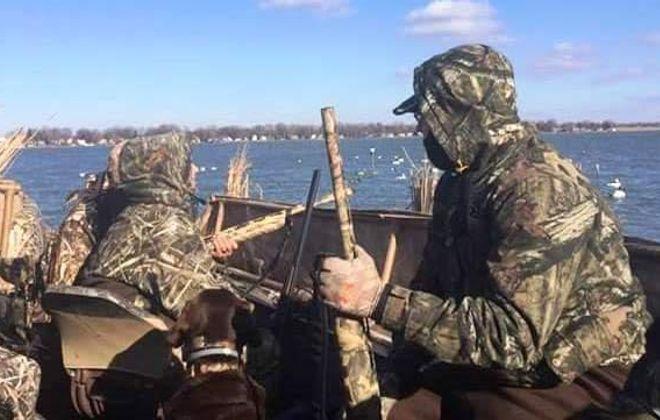 Bill Hilts Jr.: Late-season waterfowling can offer plenty of action