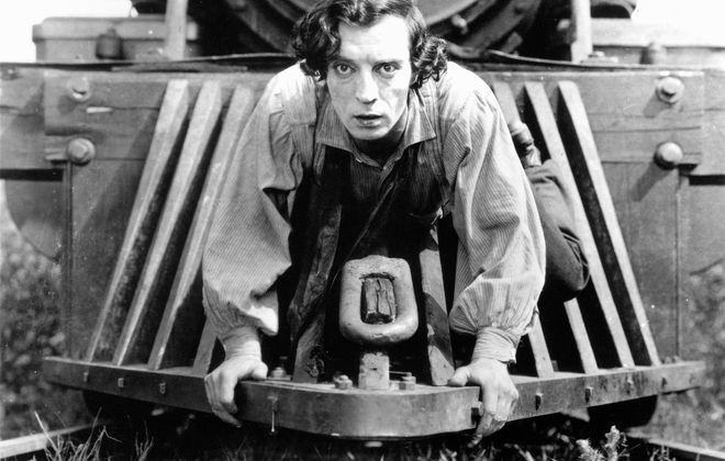 """Buster Keaton's silent movie classic """"The General"""" opens the Spring 2017 edition of Buffalo Film Seminars."""