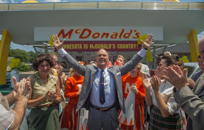"""Michael Keaton gives another stellar performance in """"The Founder."""""""