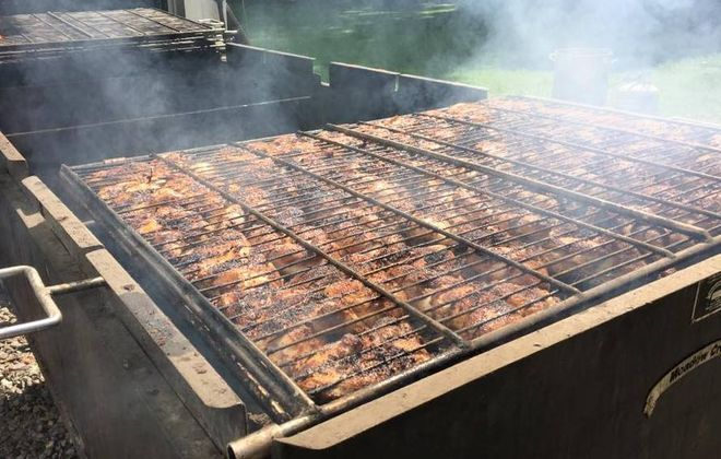 Master's Barbecue, which got its start grilling chicken at catering events, is opening a restaurant. (Master's Barbecue)