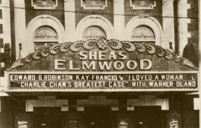 What It Looked Like Wednesday: Elmwood & Utica
