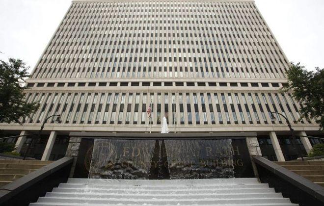 The Rath Building. (Derek Gee/News file photo).