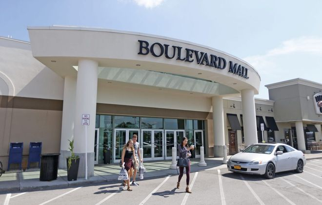 Two out-of-town development groups have joined Nick Sinatra of Sinatra & Co. Real Estate in Sinatra's planned purchase and remaking of the Amherst mall. (Robert Kirkham/News file photo)