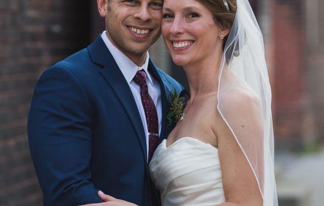 Lauren D. Cius and Graig H. Shapiro wed in Bowmansville