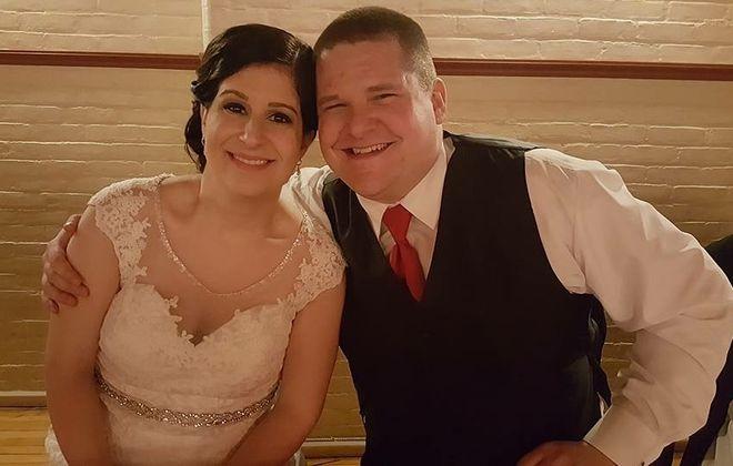 Chelsi Brown and Jeffrey Forgie Jr. wed in Tonawanda