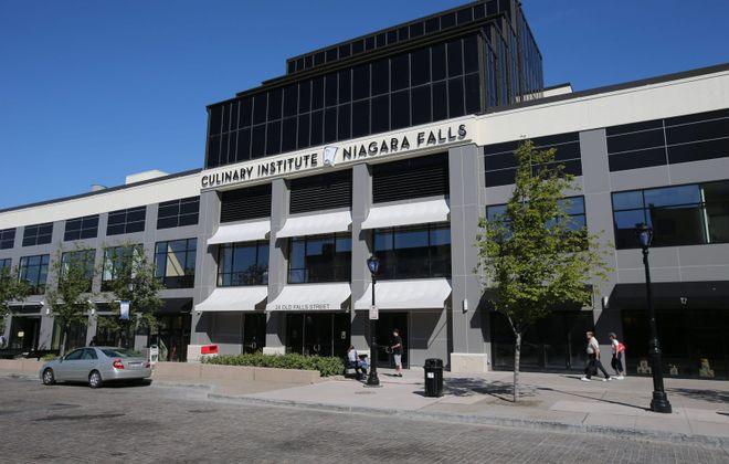 Niagara County Community College's Culinary Institute in Niagara Falls. (News file photo)