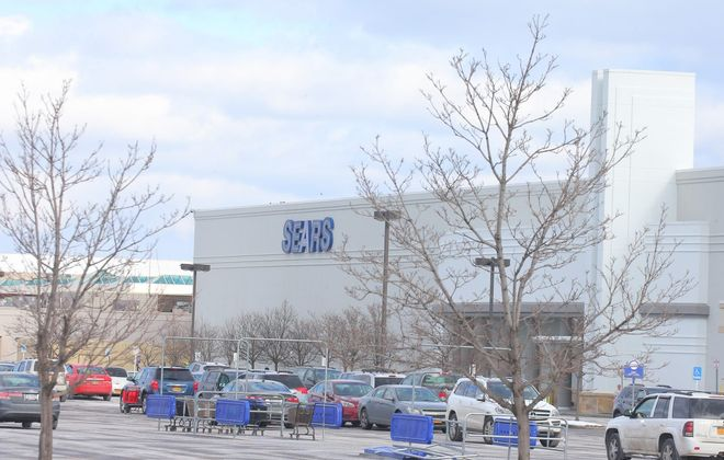 The former Sears store at the Boulevard Mall in Amherst that closed in 2017. (John Hickey/News file photo)