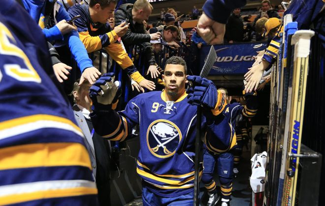 Sabres Notebook: Flu keeps Kane out of lineup - The ...