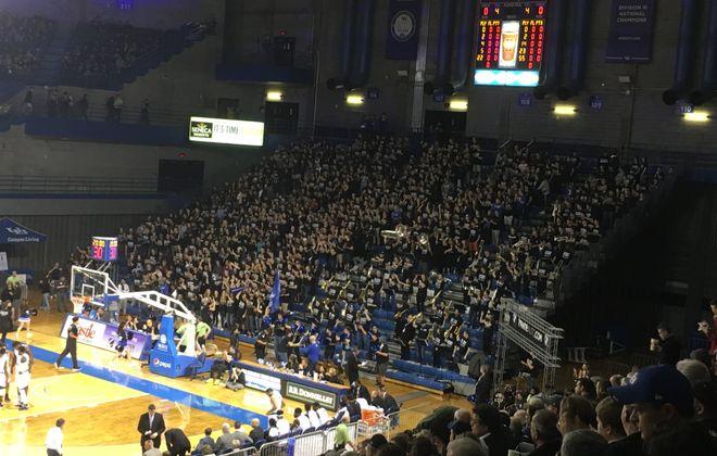 Alumni Arena (Buffalo News)