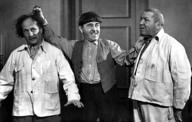 """The Three Stooges return to the Riviera Theatre for another """"Stooge Fest."""""""