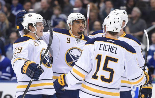 Sabres' Kane shines in 'Hockey Night' spotlight - The ...