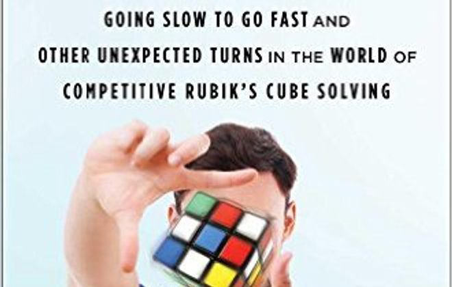 Cracking The Cube book