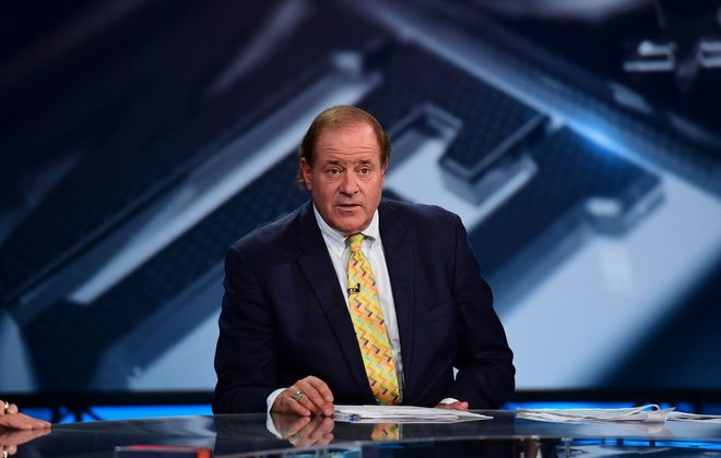 Longtime ESPNer Chris Berman